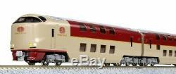 KATO N Gauge Series 285 3000 Sunrise Express 7-Car Set 10-1565 Model Train