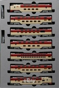 KATO N Gauge Series 285 Sunrise Express 7-Car Set 10-1564 Model Train from japan