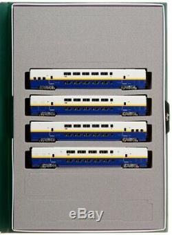 KATO N Gauge Series E4 Shinkansen Max Expansion 4-Car Set 10-293 Model Train