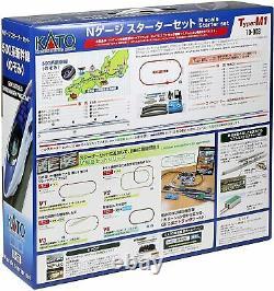 KATO N Gauge Starter Set 500 Series Shinkansen Nozomi 10-003 Model Train
