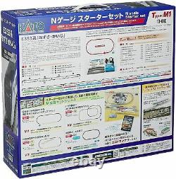 KATO N Gauge Starter Set E353 Azusa Kaiji 10-010 Model Train Introductory Set