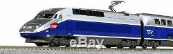 KATO N Gauge TGV Réseau Duplex 10 car Model train 10-1529 Japan import NEW