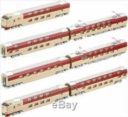 KATO N Scale 285 Sunrise Express 7-Car Set 10-1564 Model Train N Gauge New