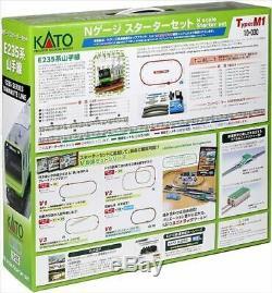 KATO N Scale Starter Set E235 Yamanote Line 10-030 Model Train N Gauge