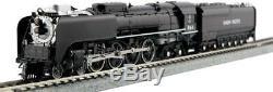 KATO N Scale UP FEF-3 #844 Black 12605-2 Model Train Steam locomotive N Gauge