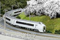 KATO N gauge 651 Series Super Hitachi 7-Car Basic Set 10-1584 Model Train