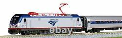 KATO N gauge Amtrak ACS-64 / Amfleet I 5-car set 10-710-2 Model train passenger