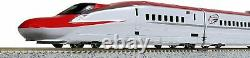 KATO N gauge E6 series Shinkansen Komachi 3-car basic set 10-1566 Model Train