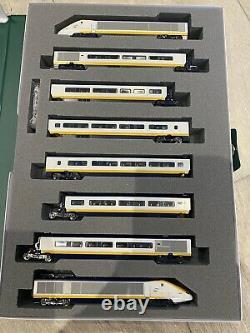 KATO N gauge Eurostar basic 8-Car Set 10-1295 model train