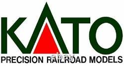 KATO N gauge Eurostar new paint 8-Car Set 10-1297 model railroad train