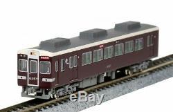 KATO N gauge Hankyu Series 6300 with small windows 8-Car 10-1436 Model Train