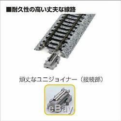 KATO N gauge M2 siding with endless basic set master 2 20853 Model Train Rail Se