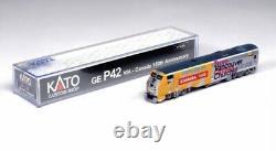 KATO N gauge P42 VIACanada #916 29-720 model train with 150th anniversary logo