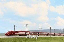 KATO N gauge Thalys Thalys PBA new paint 10-car set 10-1657 model train train