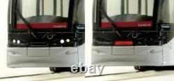 KATO N gauge Toyama Light Rail TLR0605 Green 14-801-5 Model Electric train