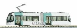 KATO N gauge Toyama Light Rail TLR0605 green 148015 model railroad train