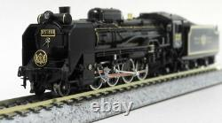 KATO Orient Express 1988 Model Train 2016-2 N Gauge D51 498 Steam Locomotive