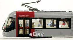 KATO Railway model 14-801-1 N gauge Toyama Light Rail TLR0601 Red Electric train