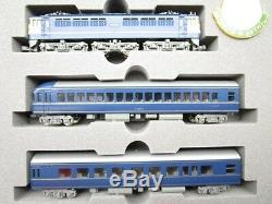 Kato 10-902 N Gauge Model Train 30th Anniversary Asakaze 5 Cars Set Japan Train