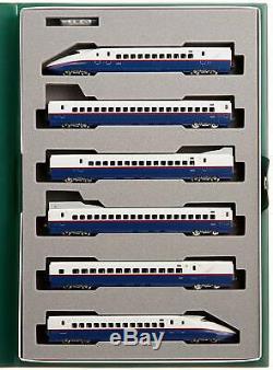 Kato N Scale ASAMA Shinkansen 10-377 E2 N gauge 6 Car Set Train Toy model