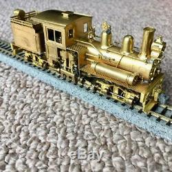 Katsumi KTM HO n2 1/2 gauge class A Shay model train super rare From Japan