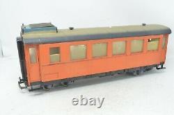 LGB G Gauge Custom Model 3 Car DMU Diesel Maintenance Train Unboxed