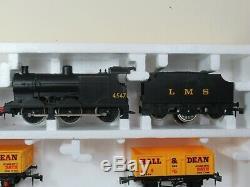 LIMA GIANT O GAUGE MODEL No. 0507A LMS FREIGHT TRAIN SET MIB RARE