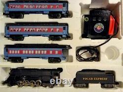 LIONEL THE POLAR EXPRESS TRAIN Model #6-31960 O-Gauge TRAIN SET & TRANSFORMER