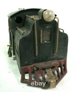 Lionel # 33 Standard Gauge Locomotive Engine Vintage Model Railway Train B40