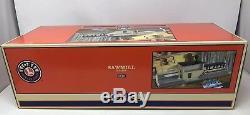 Lionel 464R Sawmill 6-32989 Model Train Railroad O Gauge/EUC /Free Shipping