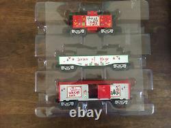 Lionel Disney Christmas Electric O Gauge Model Train Set