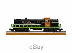 Lionel End of The Line Express Electric O Gauge Model Train Set with Remote and
