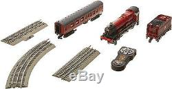 Lionel Hogwarts Express Electric O Gauge Model Train Set with Remote and Bluetooth