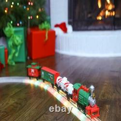 Lionel Junction North Pole Central Express Electric O Gauge Model Train Set NEW