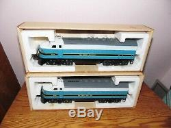 Lionel O Gauge Baltimore and Ohio #8363 and #8364 Train Model Diesel Engine