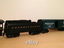 Lionel Pennsylvania Flyer Electric O Gauge Model Train Set