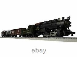 Lionel Pennsylvania Flyer Electric O Gauge Model Train Set with Remote and Bluetoo