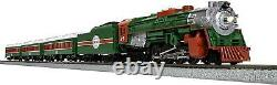 Lionel The Christmas Express Electric Ho Gauge, Model Train Set With Remote And