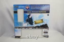 Lionel The Polar Express Electric HO Gauge Model Train Set with Remote & Bluetooth