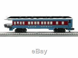 Lionel The Polar Express Electric O Gauge Model Train Set with Remote and Bluetoot