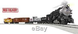 Lionel Union Pacific Flyer Electric O Gauge Model Train Set With Remote And Blueto