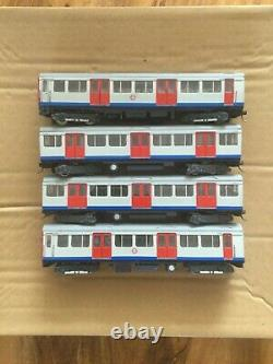 London Underground A Stock OO Gauge Model Train