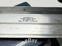M. T. H. Train Shelfs for O GAUGE TRAINS 12 Pack Aluminum Model Railroad Shelves