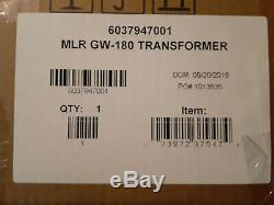 MINT NEW O Gauge Lionel 6-37947 GW-180 180-Watt 10 Amp. Model Train Transformer
