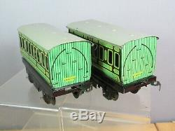 MODELCRAFT (HORNBY STYLE) 0 GAUGE MODEL No. PS/56 PASSENGER TRAIN SET VN MIB