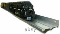 MR TRAIN O GAUGE TRAIN DISPLAY SHELF 10 Pack Aluminum Model Railroad Shelves