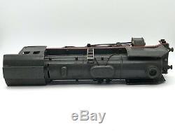 Merkur Steam Locomotive Train 2-6-2 RARE O Gauge 3R Model circa 1930s-1940s