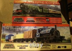 Model Railway 00 Gauge Hornby Layout Baseboard, Tracks & Trains & Accessories