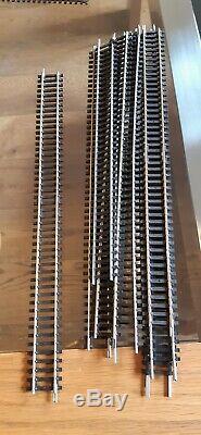 Model Railway Job Lot Of Track Hornby, Train OO Gauge