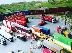 Model Train HO gauge Layout Size L173cm / W 113cm /H44cm / conroller HM2000